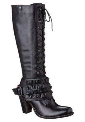 Jette Revolution Black Joop Kinder Stiefel sandalen ARj4Lq35