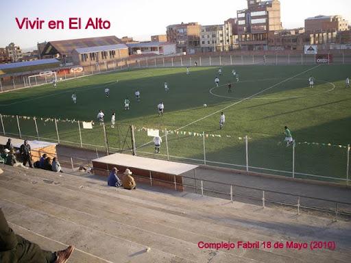 Zona Villa Esperanza, El Alto