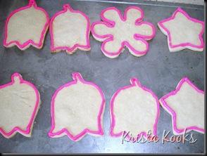 Krista Kooks Sugar Cookies