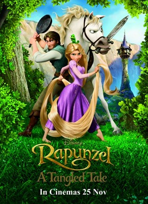 Rapunzel - New Keyart 2