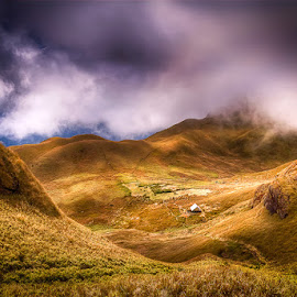 by Francis Cayetano - Landscapes Mountains & Hills