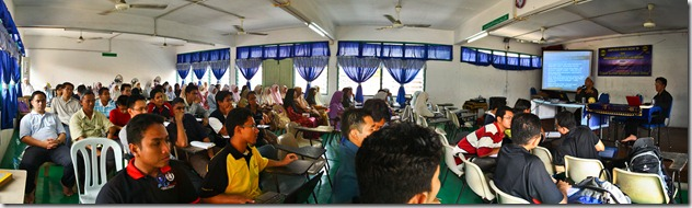 seminar Minda Medik