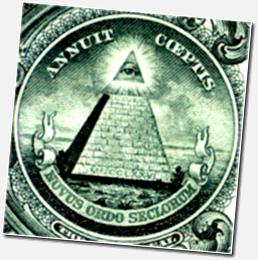 lambang freemason di duit dolar amarika
