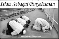 islam sebagai penyelesaian