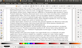 Modificar un PDF con Inkscape en Ubuntu