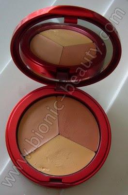 Bionic Beauty reviews RedPoint's NOC Out Concealer palette compact
