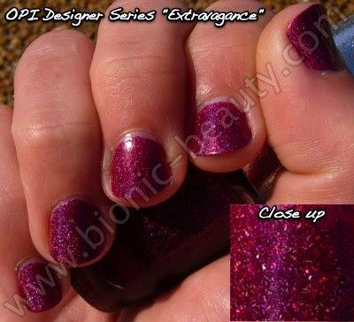 OPI Designer Series nail polish in Extravagance