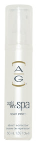 Split End Spa hair repair serum from AG Cosmetics
