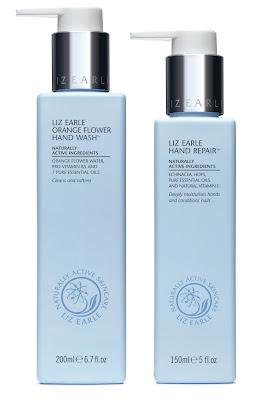 The Bionic Beauty blog reviews Liz Earle hand care - Hand Repai