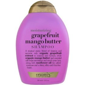 Bionic Beauty reviews - Organix Grapefruit Mango Butter shampoo and conditioner