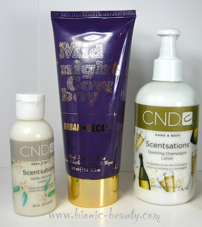 Bionic Beauty tip: Hide dull winter skin with these fabulous shimmery body lotions