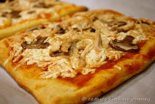 weeknight pizza 2