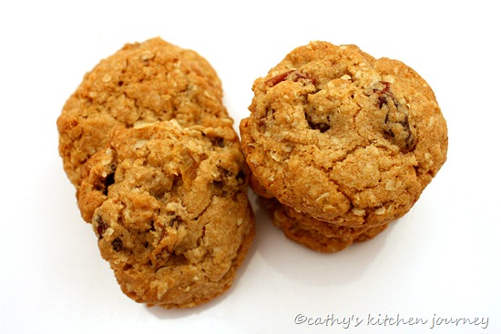 ww oatmeal cookies