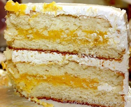 Lime Layer Cake