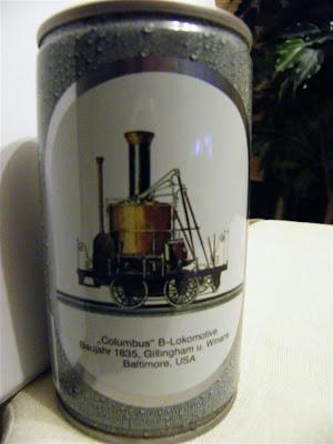 Becker Bier Und Eisenbahn Donnerbr U Ag Saarlouis