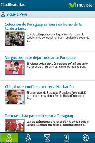 Movistar Clasificatorias 2014