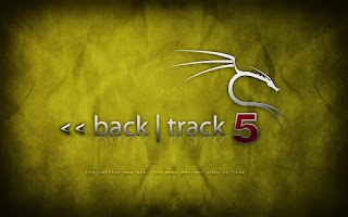 Screenshot of GoEx BackTrack Template