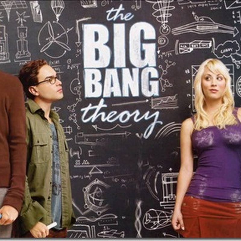 The big bang theory season 1 & 2