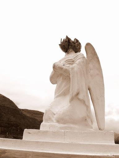 Angel Profano por Gabeluz