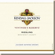 kendall riesling