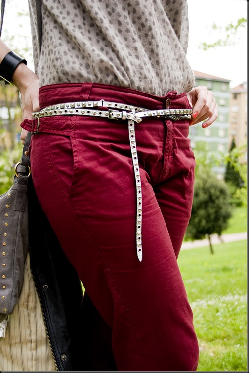 Pantalon rojo 01