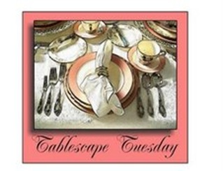 TableScapeTuesday Logo