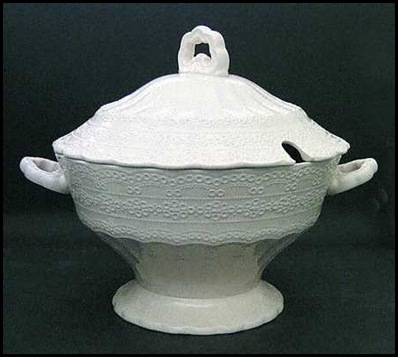 Spode Jewel tureen