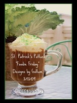 Foodie Friday St. Pat