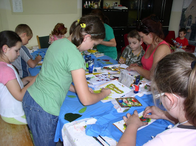 Maľovanie tričiek
