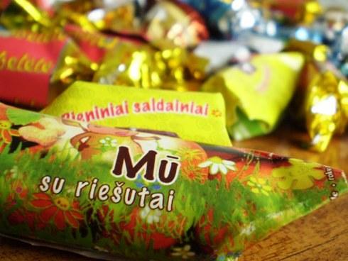 Saldainiai Mū