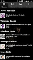 Screenshot of Semana Santa Zamora