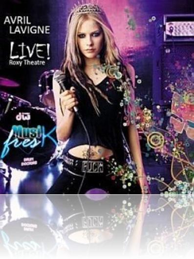 Avril Lavigne – Live at Roxy Theatre
