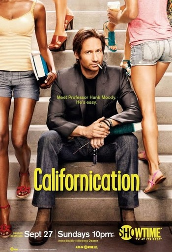 Download Californication 3 Temporada HDTV RMVB Legendado