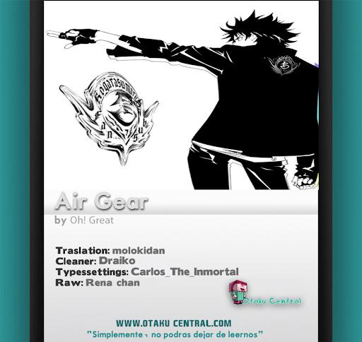 Loading Manga Air Gear Page 1...