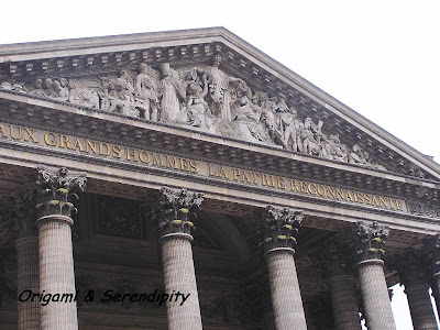 Pantheon-Monument-Paris-Quartier-Latin