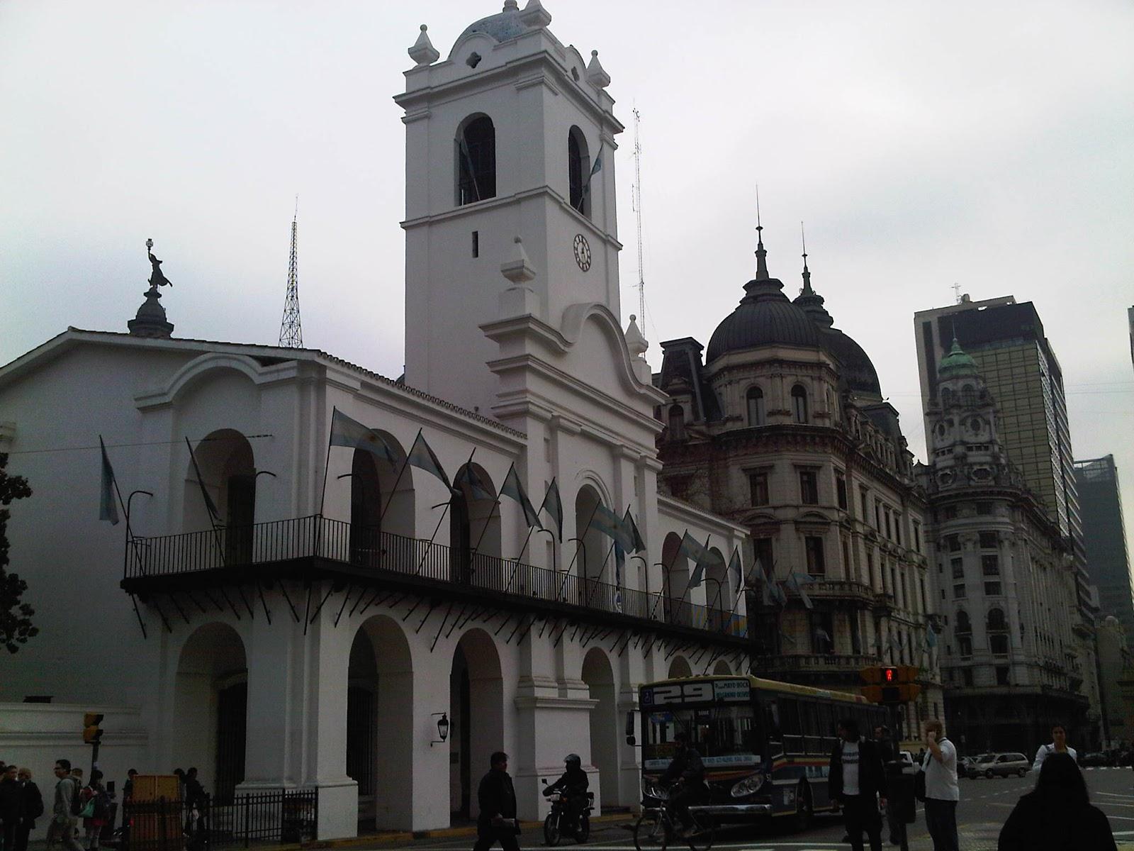 Cabildo, Casco histórico de Buenos Aires, Argentina