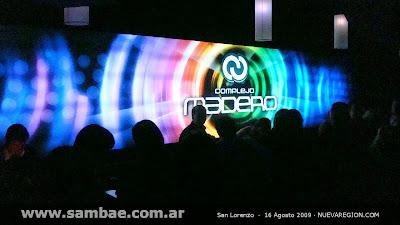 COMPLEJO MADERO, la nueva apuesta para los mas jovenes, en San Lorenzo, Santa Fe, Argentina