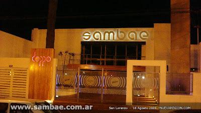 LA NUEVA FACHADA DE DOPPO - SAMBAE
