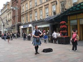 Glasgow - schottisch entspannt