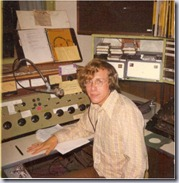 WRVU - Neely Tower 1972