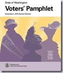 Wa State Votor's Pamphlet