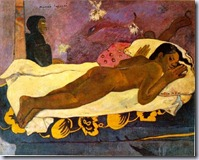Gauguin - Spirit of the Dead Watching