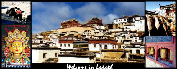 Un voyage au Ladakh Ladakh