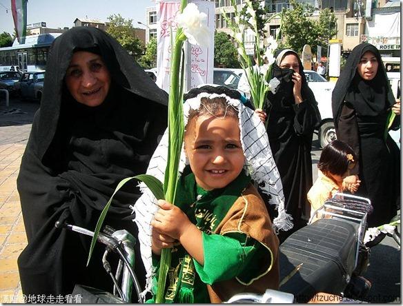 01_伊朗婦人小孩