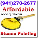 Affordable Stucco Painting Contractor 941-270-2677