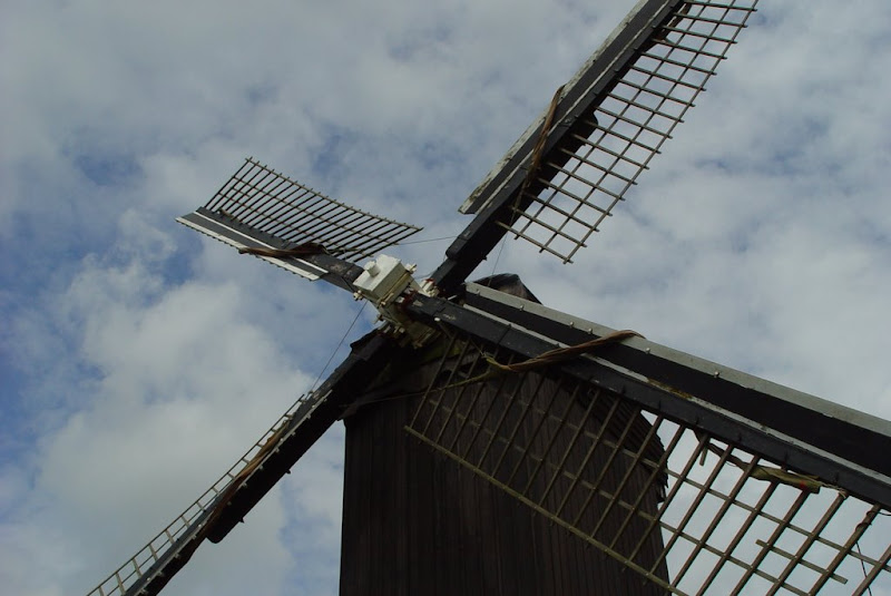Bourtange wind mill