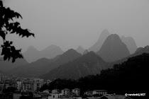 Karst peaks of Guilin