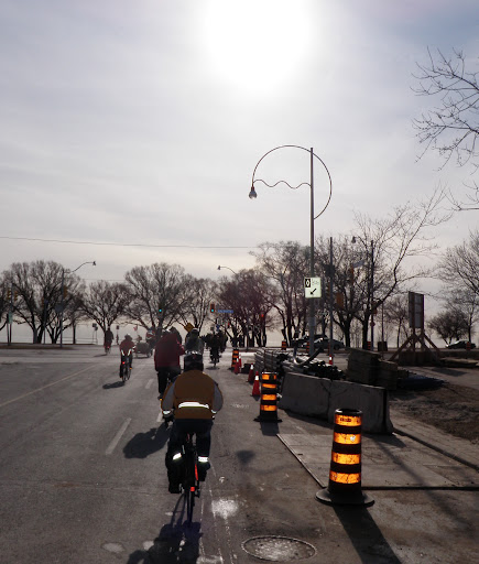 Crossing Lakeshore