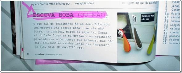 Escova Boba