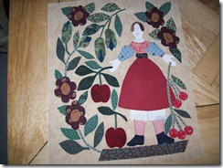 Civil War Bride Block 3